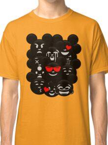 Micky Emoji's Assortment  Classic T-Shirt