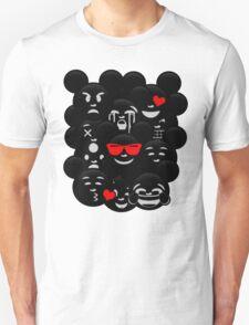 Micky Emoji's Assortment  T-Shirt