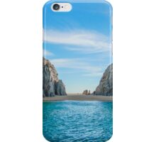 Lovers Beach at Cabo San Lucas, Mexico iPhone Case/Skin