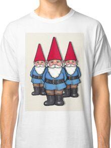 Three Gnomes, Original Drawing, Fantasy Classic T-Shirt