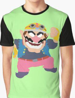 Simplistic Wario Super Smash Bros  Graphic T-Shirt