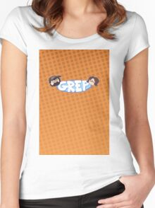 Grep Women's Fitted Scoop T-Shirt