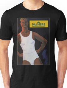 Vintage poster - Palmers underwear Unisex T-Shirt