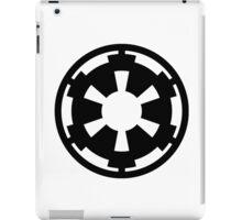 Galactic Empire (black) iPad Case/Skin