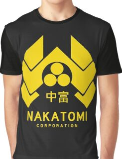 Nakatomi Corporation Graphic T-Shirt