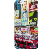 Times Square II (OP) iPhone Case/Skin