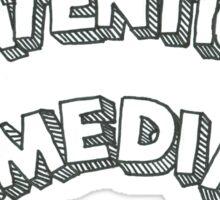 Unintentional Comedian Sticker