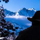 A Winter's Journey by Laddie Halupa
