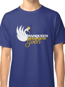 SwanQueen Belongs to Swen Classic T-Shirt