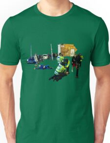 Creation Of Manchester - New Year 2016 Unisex T-Shirt