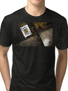 King Of The Road Tri-blend T-Shirt