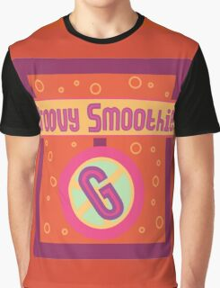 The Groovy Smoothie Graphic T-Shirt