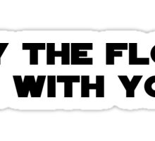 Star Wars Quotes Sticker