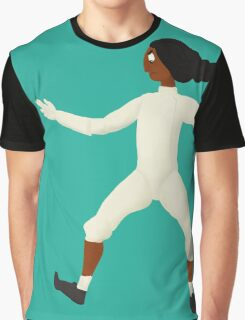 Fencer Connie Graphic T-Shirt
