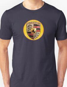 Vintage Porsche Roundel T-Shirt