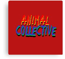 Original Animal Collective #3 Canvas Print