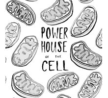 Powerhouse of the Cell  Photographic Print