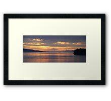 Vancouver Island  Framed Print
