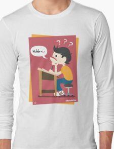 #Resolution Long Sleeve T-Shirt