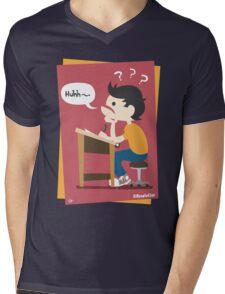 #Resolution Mens V-Neck T-Shirt