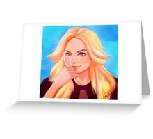 JMO Greeting Card