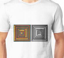 Frank Stella Jasper's Dilemma Unisex T-Shirt