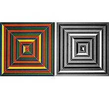 Frank Stella Jasper's Dilemma Photographic Print