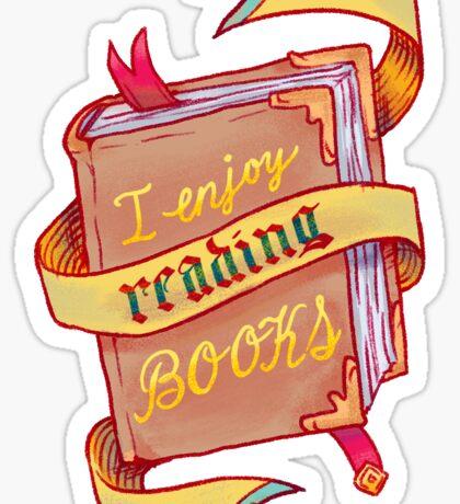 Books! Sticker