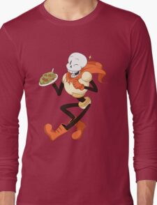Undertale - Papyrus Long Sleeve T-Shirt