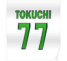 One Outs Tokuchi Toua Poster