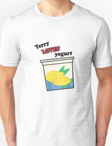 Terry loves yogurt T-Shirt
