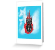 Smart Bomb Greeting Card