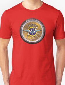 Agusta Vintage Motorcycles T-Shirt