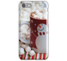 Happy Snowman iPhone Case/Skin