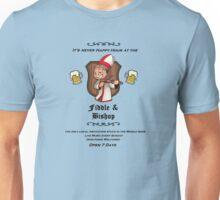 The Fiddle & Bishop 1 Unisex T-Shirt