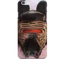 Kylo Mouse — Handpainted Pink iPhone Case/Skin