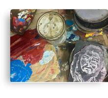 Cuba - Cienfuegos - gallery - Che art Canvas Print