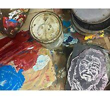 Cuba - Cienfuegos - gallery - Che art Photographic Print