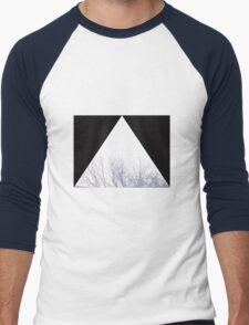 Winter Wind Men's Baseball ¾ T-Shirt