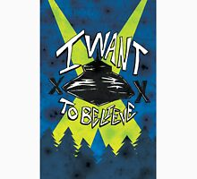 I Want To Believe Redux Classic T-Shirt