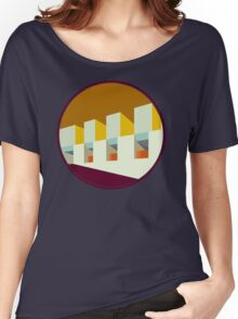 Modernist Architecture  Women's Relaxed Fit T-Shirt