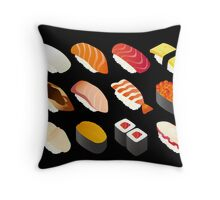 sushi Throw Pillow