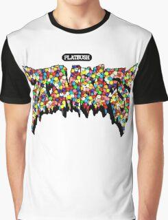 Flatbush Zombies Gumball Graphic T-Shirt
