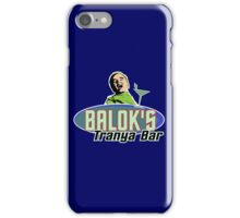 Star Trek - Balok's Tranya Bar iPhone Case/Skin