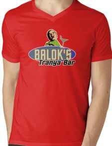 Star Trek - Balok's Tranya Bar Mens V-Neck T-Shirt