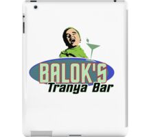Star Trek - Balok's Tranya Bar iPad Case/Skin