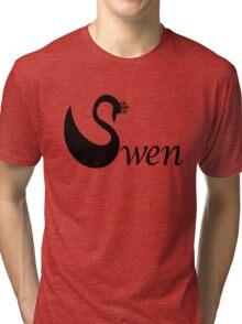 Swen - Swan Queen Tri-blend T-Shirt