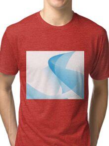 Blue Wave Tri-blend T-Shirt