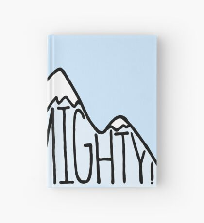 He is Almighty Hardcover Journal