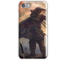 Samurai Boba iPhone Case/Skin